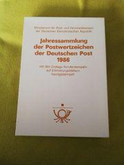 Jahressammlung der Postwertzeichen der Deutschen