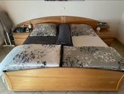 Bett 200x200 mit Lattenroste