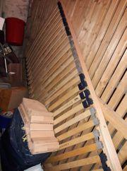 Verschenke Lattenrost Holz 90 X