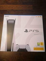 PS5 neu original Verpackt