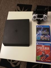 Playstation 4 Slim 1 Terrabyte