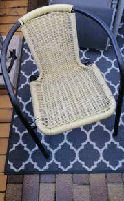 6 Stühle für draußen