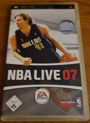 Für PSP NBA LIVE 07