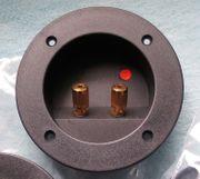4 St Hochwertige Lautsprecherterminals Lautsprecheranschlüsse