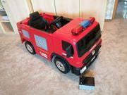 Elektronisches Feuerwehr Auto Neuwertig