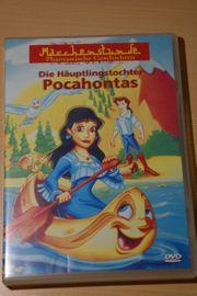 Die Häuptlingstochter Pocahontas