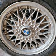 Original BMW Alufelgen für E30