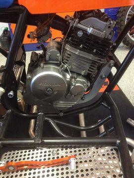 Bild 4 - Honda Nx 650 Motor Dominator - Seevetal Fleestedt