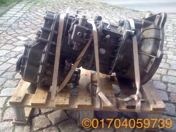 Multicar Getriebe M26 M27 Fumo