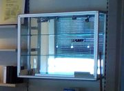 Shopsystem Vitrine mit Beleuchtung
