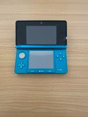 Nintendo 3DS türkis 15 spiele