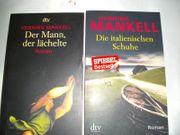 2 Krimis von Henning Mankell