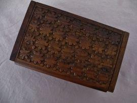 Holzkasten NEU Hochwertige Holz Schatulle: Kleinanzeigen aus München - Rubrik Dekoartikel