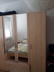 Schlafzimmermöbel Berlin kleiderschrank weiß abzuholen in berlin tegel preis 40 eur
