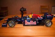 RB7 Red Bull Formel 1