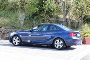 BMW 220d Coupe - sehr gepflegter