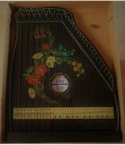 Saiteninstrumen Zither