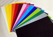 Flexfolien Set 14 Farben Bügelfolie