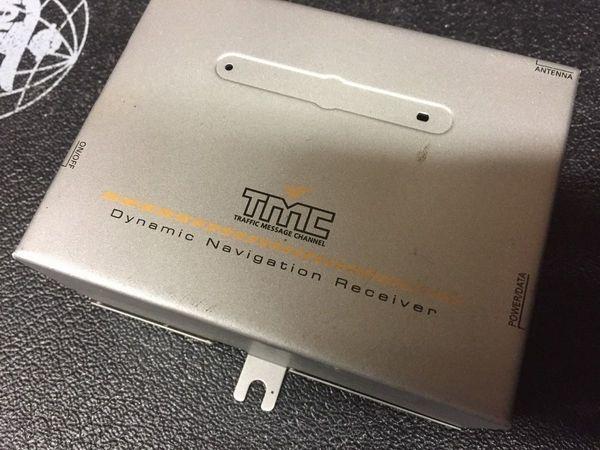 TMC Autoradio Navigation Staumelder Reciver