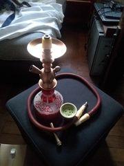 Shisha aus Marokko wie neu