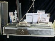 Silver Reed SK890 Grobi Strickmaschine
