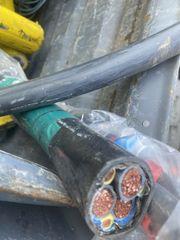 Kabel Schrott Kupfer Kupferschrott Metall