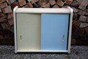 50er 60er Jahre Küchenschrank Hängeschrank pastell