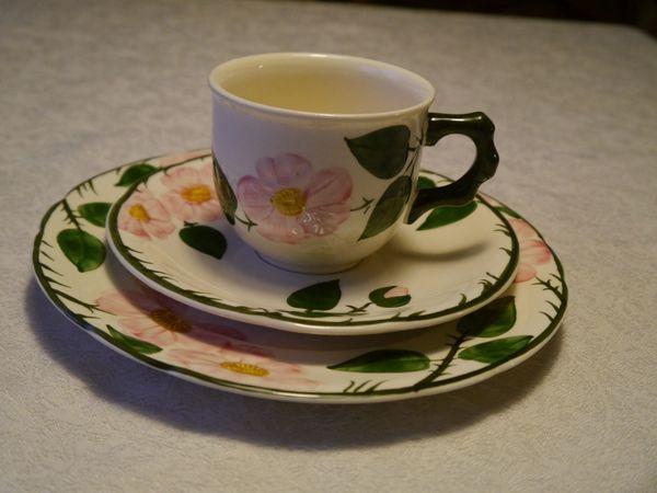 Villeroy Boch Wildrose Kaffeegedeck