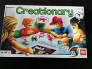 Spiel Lego Creationary