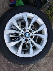BMW Alufelgen mit Reifen