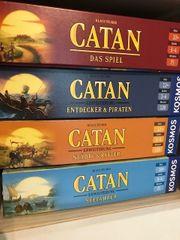 Catan - das Spiel - diverse Ausgaben