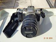 Kamera Pentax MZ 5n mit