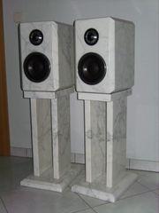 Marmor Lautsprecherboxen