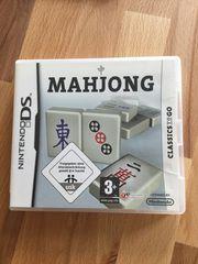 Nintendo DS Spiel Mahjong