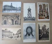 46 alte Postkarten 1900 -1920