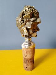 Flaschenstopfen Zierkorken Flaschenverschluss Stein Vintage