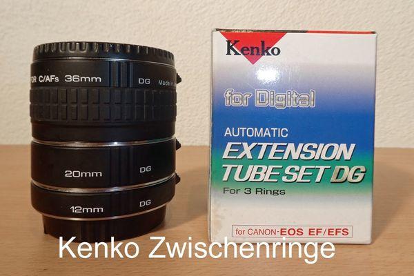 Kenko Zwischenringe