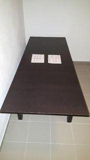 Tisch ausziehbar 3 Grössen