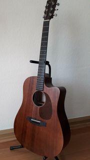 Akustikgitarre SIGMA DMC15E schöne Gitarre