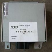 AUDI audio amplifier
