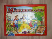 Kinderspiel Märchenland mit 9 Märchen