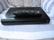 Sky HD-TV Receiver mit Fernbedienung