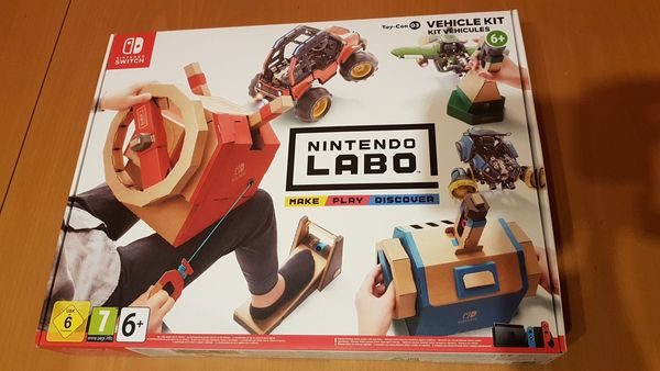 Nintendo Labo Toy-Con Set 03