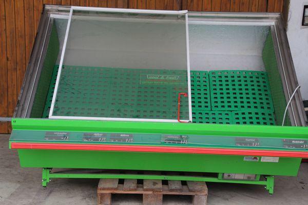 Kühltheke SB mit Schiebetüren