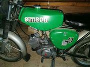 Simson 50cm3 motor