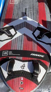 Windsurf Brett Fanatic JAG 125