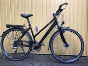 Trekkingrad Bike Manufaktur Magic LX