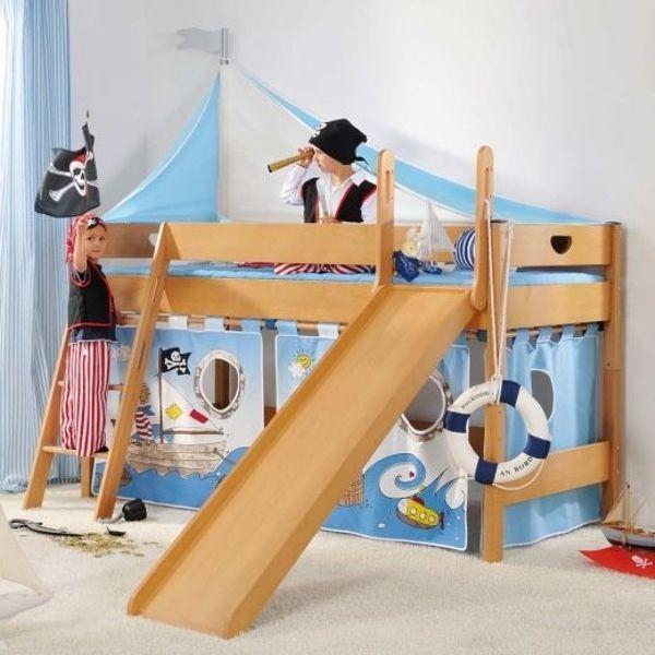 paidi hochbett rutsche gebraucht kaufen nur 4 st bis 65 g nstiger. Black Bedroom Furniture Sets. Home Design Ideas
