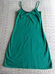 Kleid Sommerkleid grün Gr 34