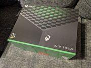 Xbox Series X sofort Abholbereit